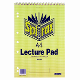 LECTURE BOOKS & PADS